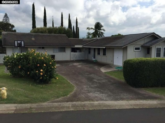 Just listed pukalani home for sale
